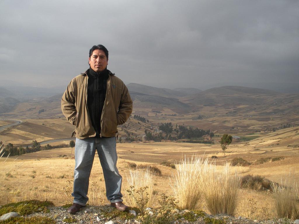 Omar Oscanoa Lavado