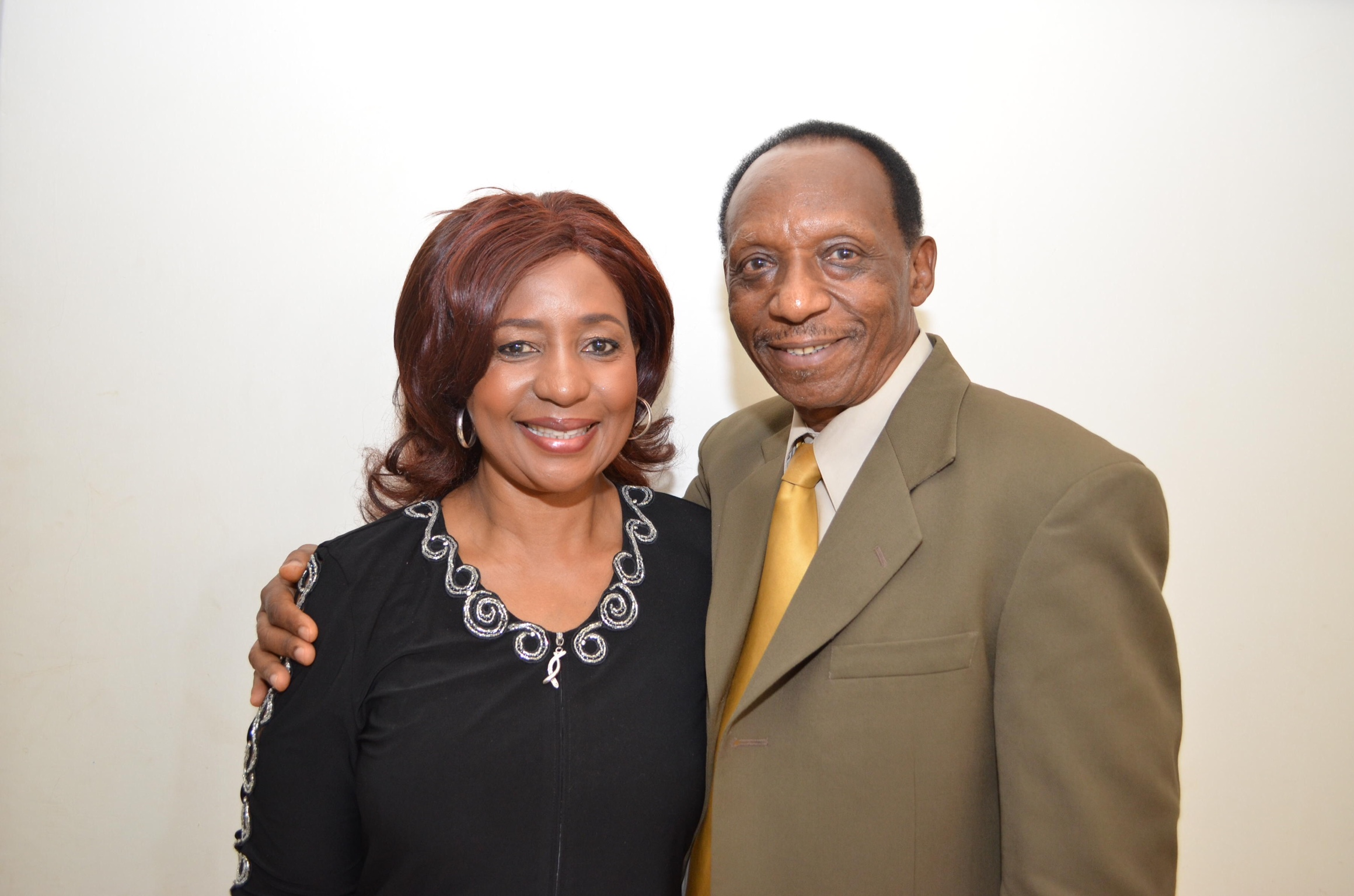 Victor and Eunice Mwangi