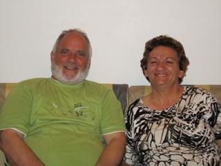 Irfan and Vera Toska