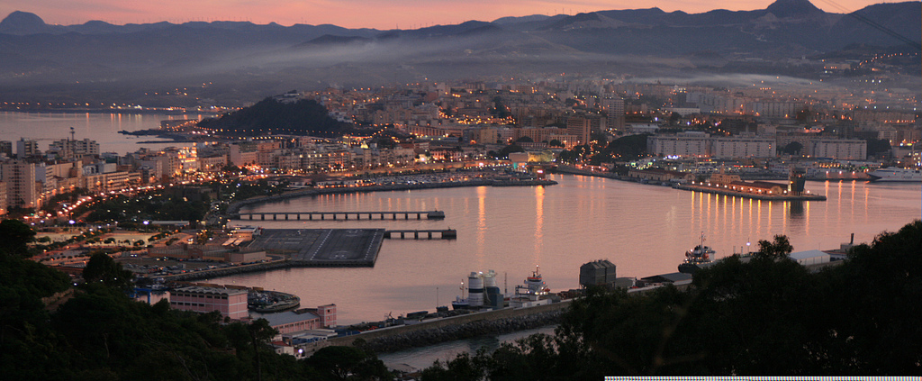 Mission to Ceuta