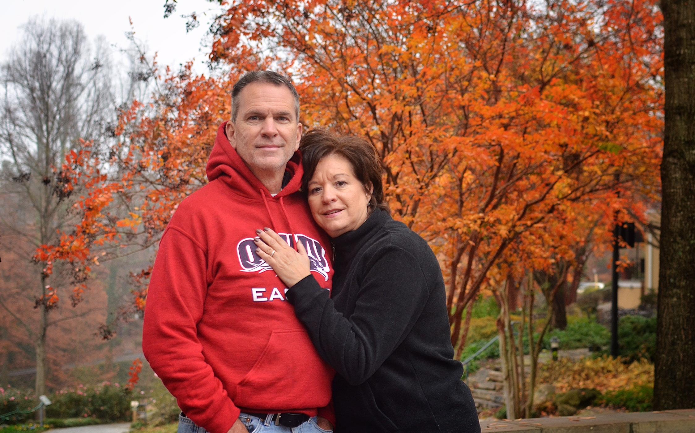 Bob and Gail Buse
