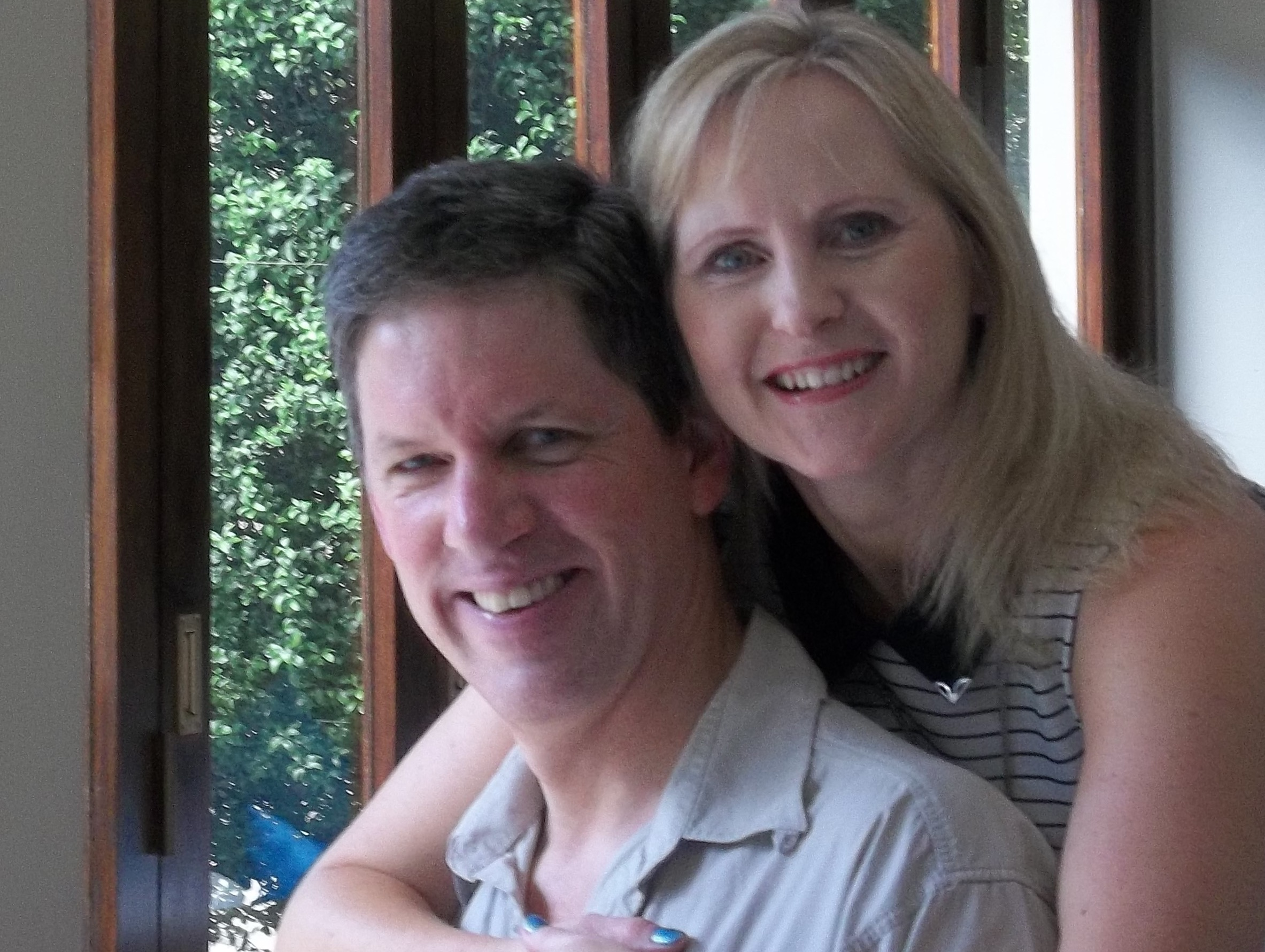 Gareth and Tracy Jenkins – Europe
