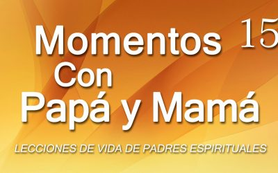 Moments with Mom and Dad #15 IDENTIDAD